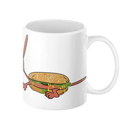 DogBurger Coffee Mug