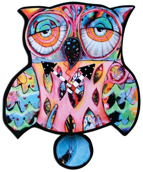 Stoned owl