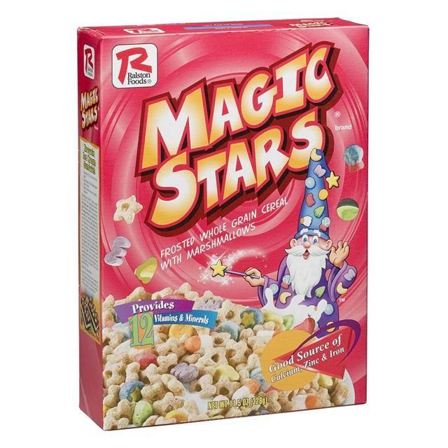 RALSTON FOODSERVICE CEREAL, MAGIC STARS, 12/11.5 OZ, RALSTON