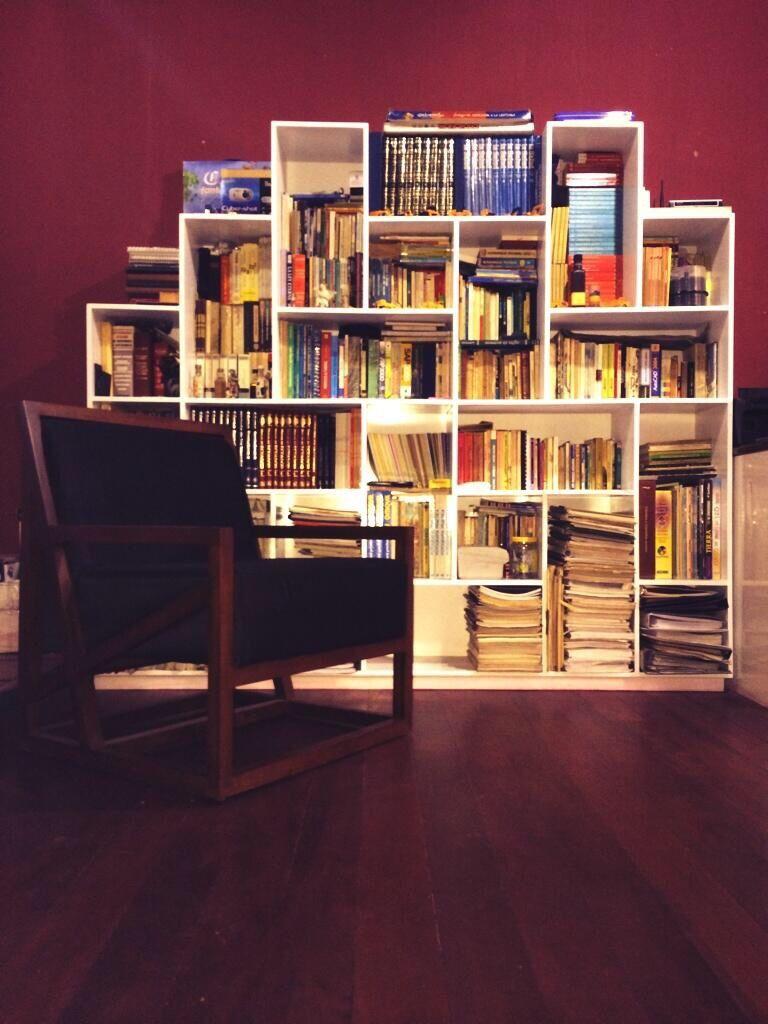 Dise O Interior Sala De Lectura Dise Ado Por Fausto Cevallos  # Muebles Cevallos