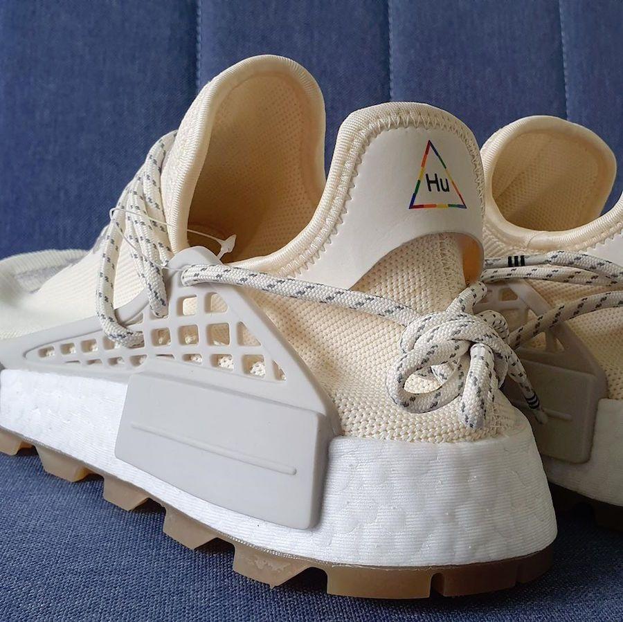 pharrell adidas nmd hu gum pack