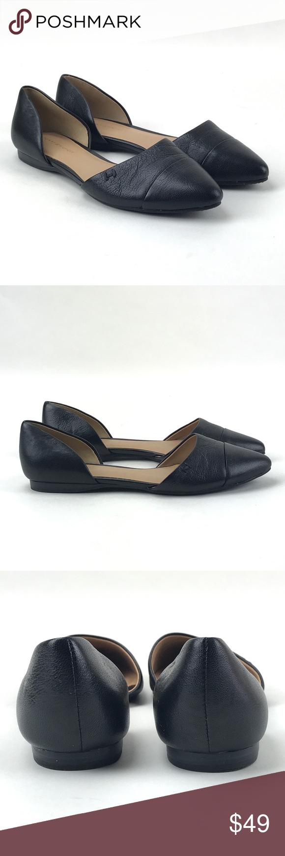 c43a8370 Tommy Hilfiger Women's NAREE 3 Black Flats Size 7M Tommy Hilfiger Women's NAREE  3 Black Point Toe Flats Size 7 M New without box. Tommy Hilfiger Shoes Flats  ...