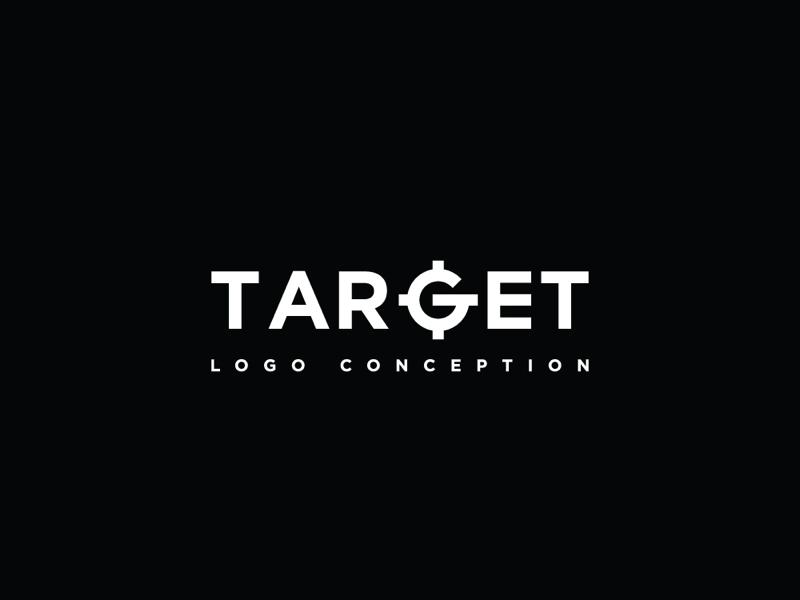 Target Logo Design Geometric Logo Design Logo Design Logo Redesign