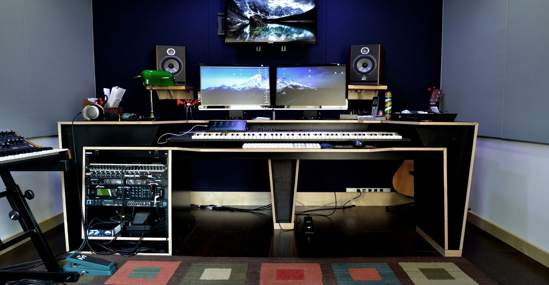 Workstations Hadrien De Souza Design