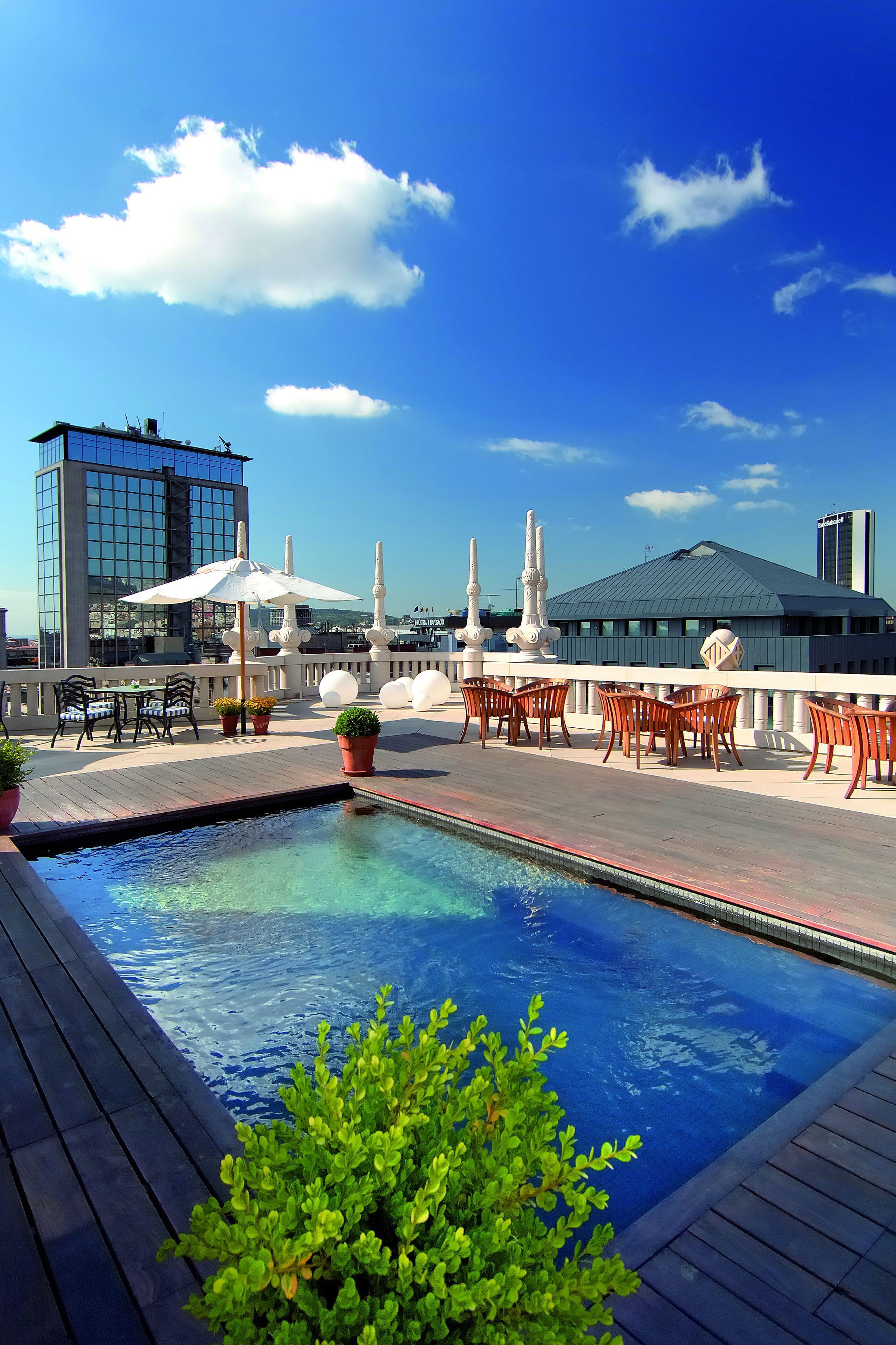 Go To Casa Fuster Hotel S Rooftop In Barcelona Casas