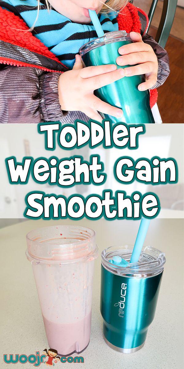 Toddler Weight Gain Smoothie Recipe | Woo! Jr. Kids Activities