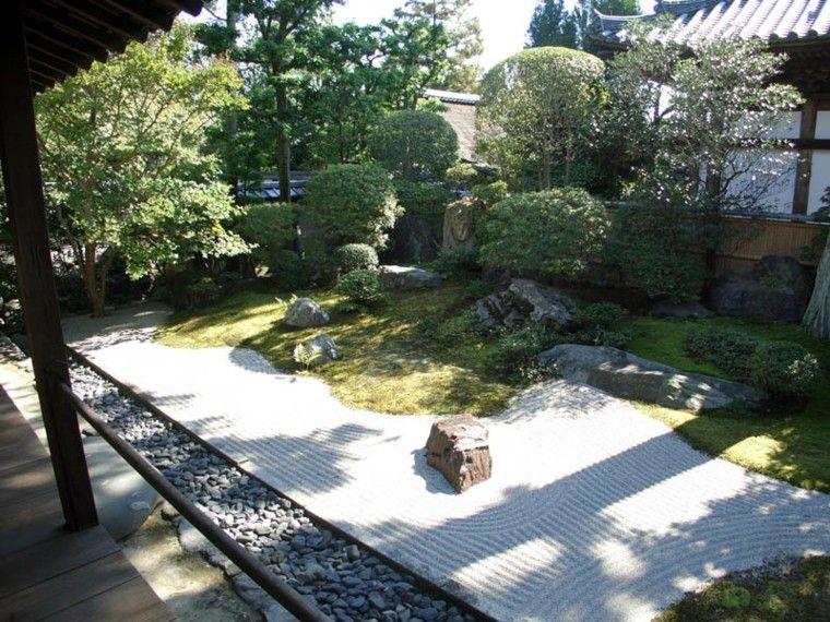 Dise o jardin japones para los espacios de exterior for Jardin zen exterior