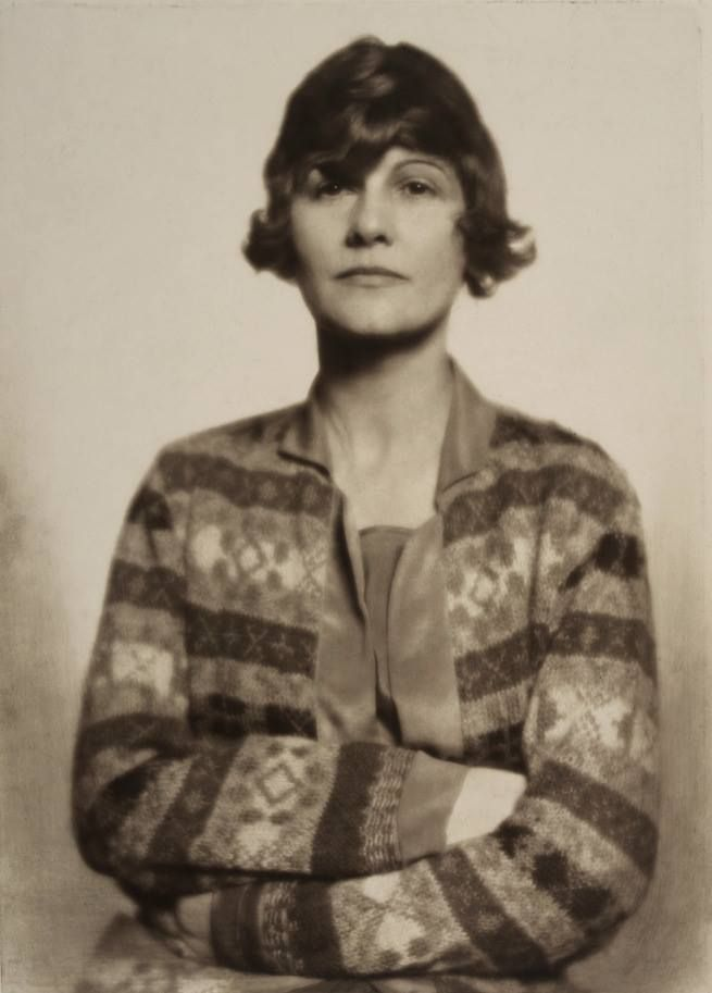 Coco Chanel by Madame D'Ora, about 1927