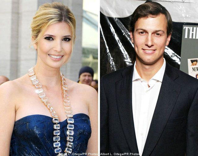 Ivanka Trump and Jared Kushner Hold Second Wedding Reception