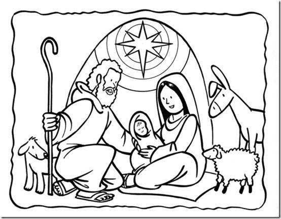 Christmas | Zvaigznes diena | Pinterest | Belenes, Colorear y Dibujo