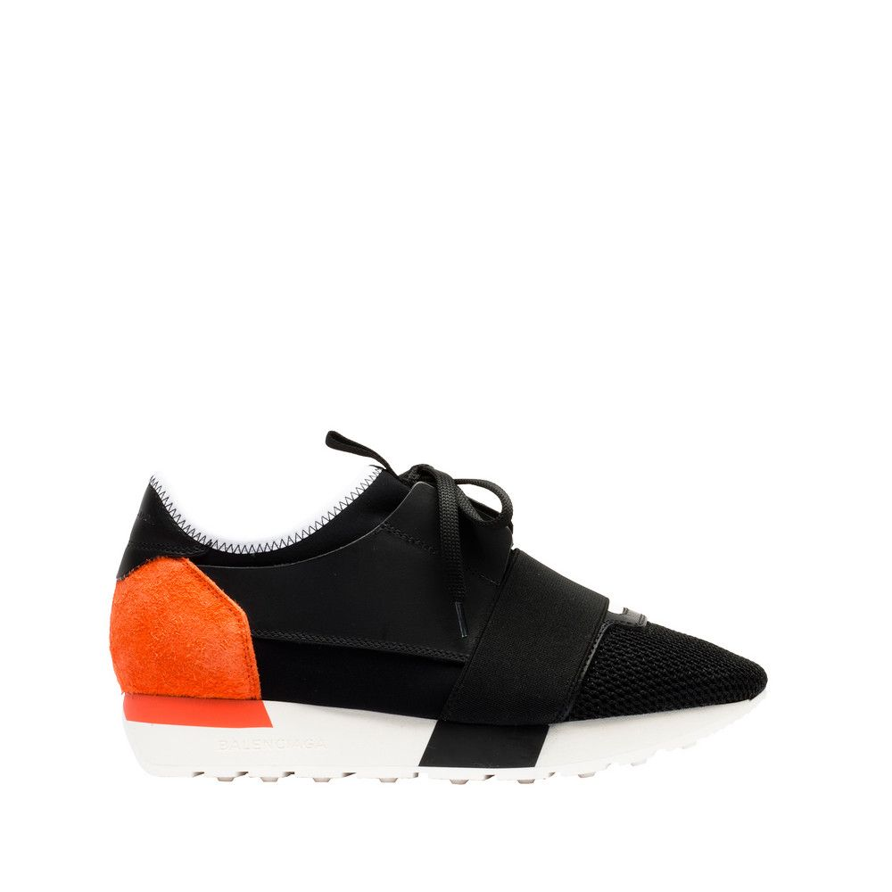 5edf6e6eb987 Balenciaga Sneaker Women Black Bleu Cyan - Discover the latest collection  and buy online Women on the Official Online Store.