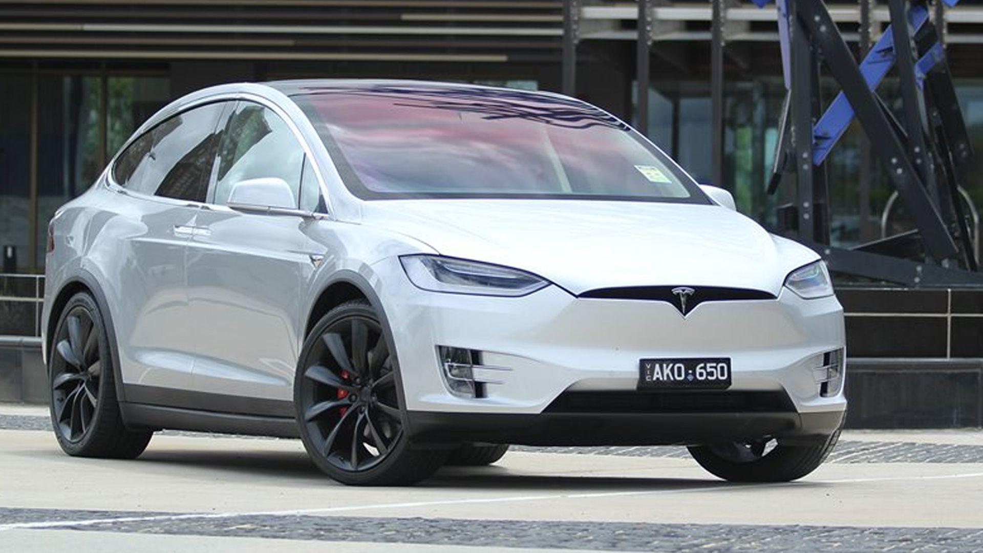2017 Tesla Model X Tesla Model X Tesla Model Automotive Design