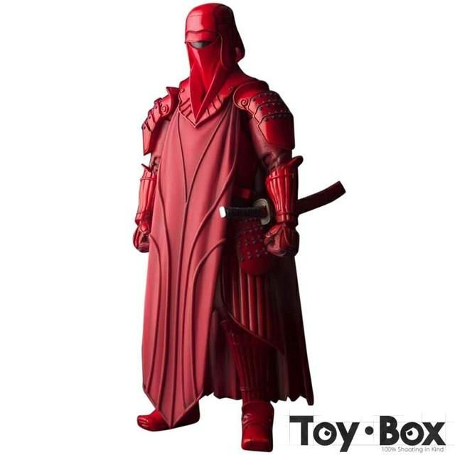 Star Wars Samurai Taisho Death Star Armor Darth Vader Akazonae Royal Guard Taikoyaku Stormtrooper Toy Action Figure Model Doll