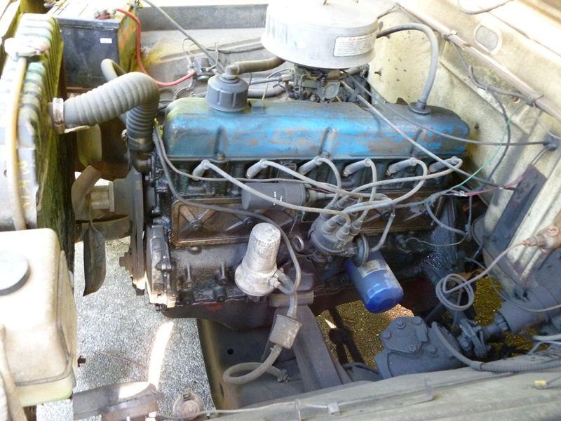 1970 Chevy Truck Straight 6 Wiring Harness