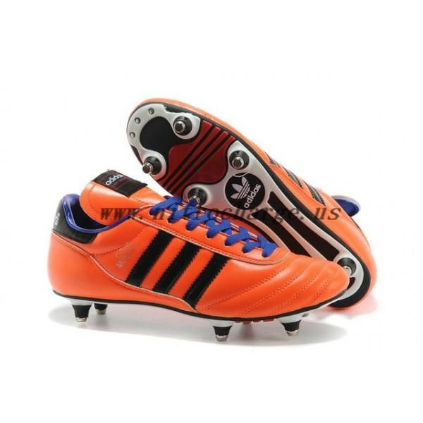Buy Orange Black Purple adidas Copa Mundial SG Soccer Shoes for 2014 World  Cup 2013 Boots 14858f7f9