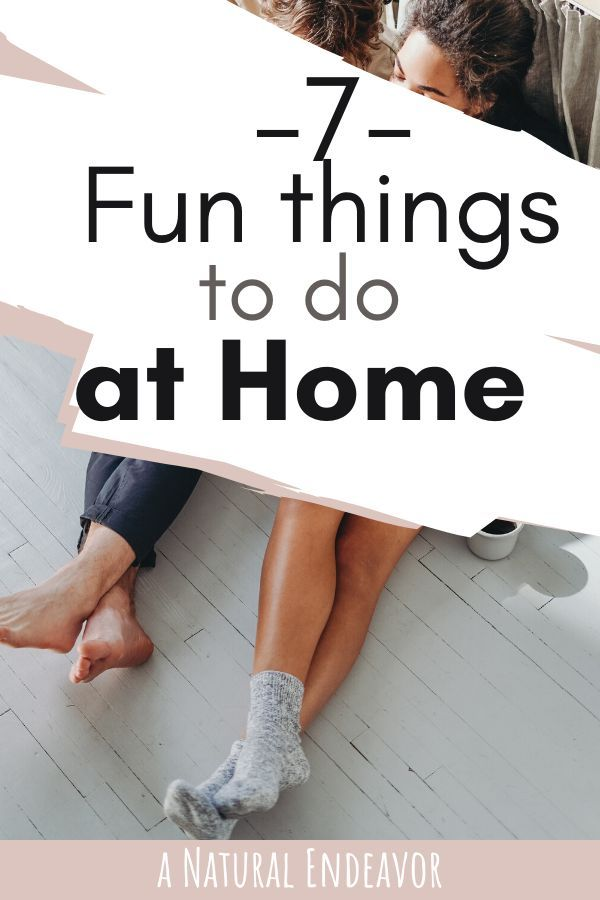 How to beat boredom when stuck at home