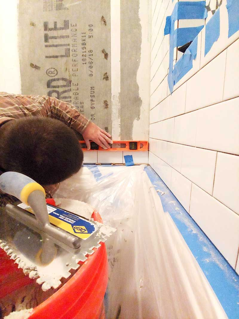 Shower Tile Installation Tips & Tricks Shower tile, Tile