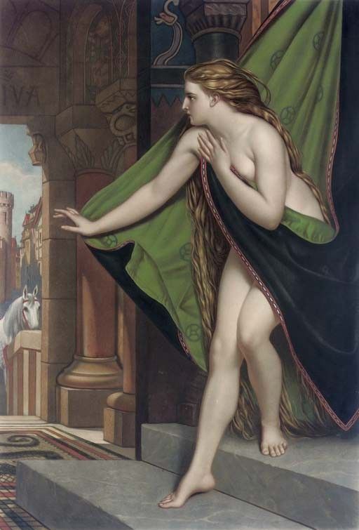 Joseph Henri Francois van Lerius, LadyGodiva