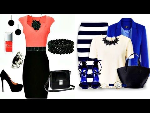 e663073f46 OUTFITS EJECUTIVOS 2016 PARA ESTAR A LA MODA - YouTube