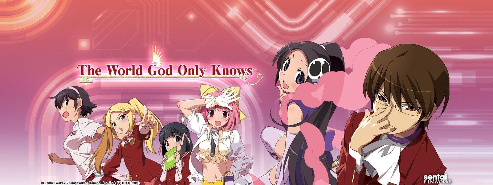 God dating sims anime