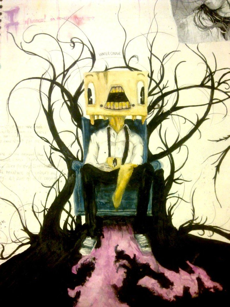 Alex Pardee Favourite Artist The Used Favourite Band With
