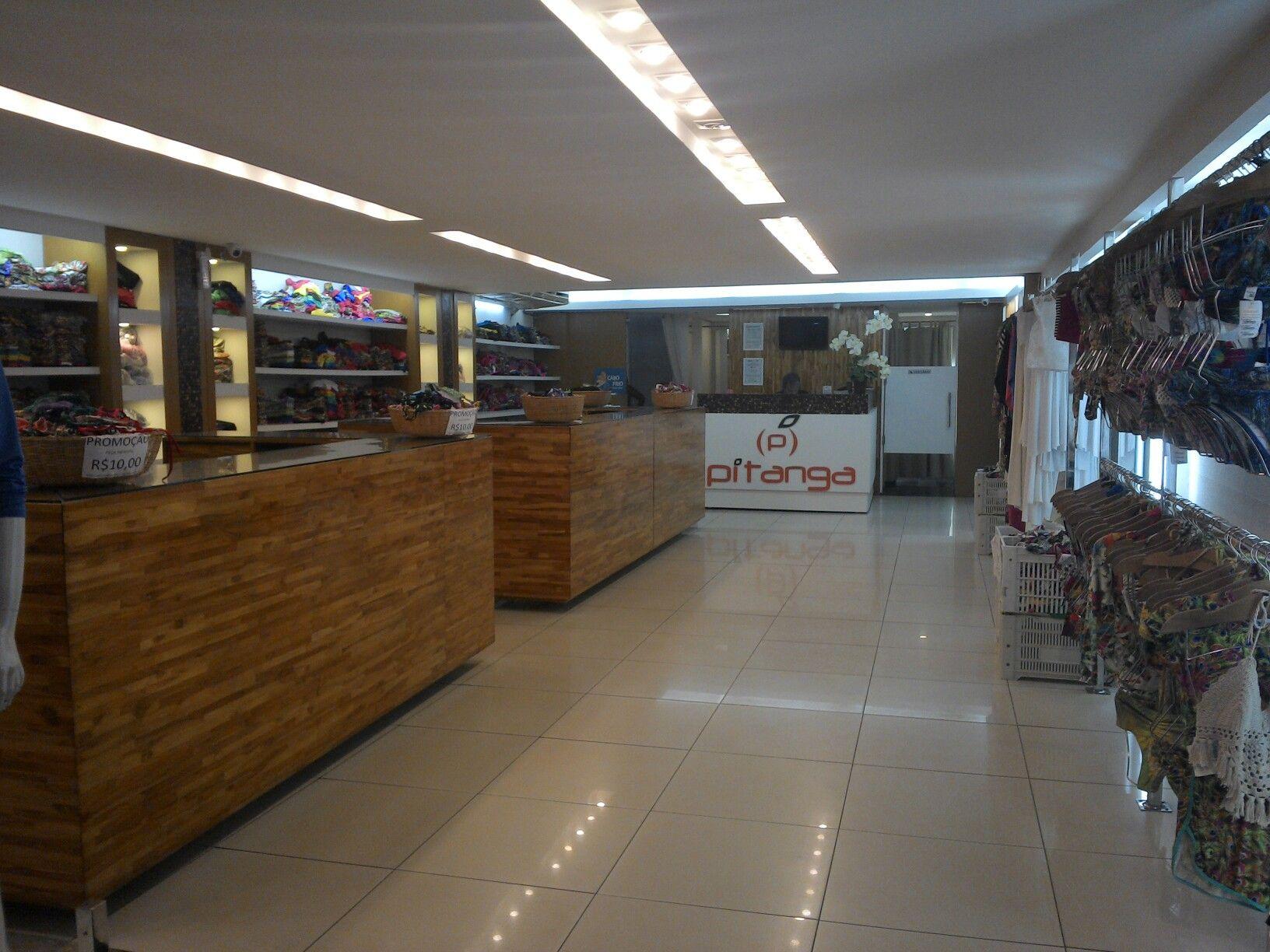 Interior da nossa loja