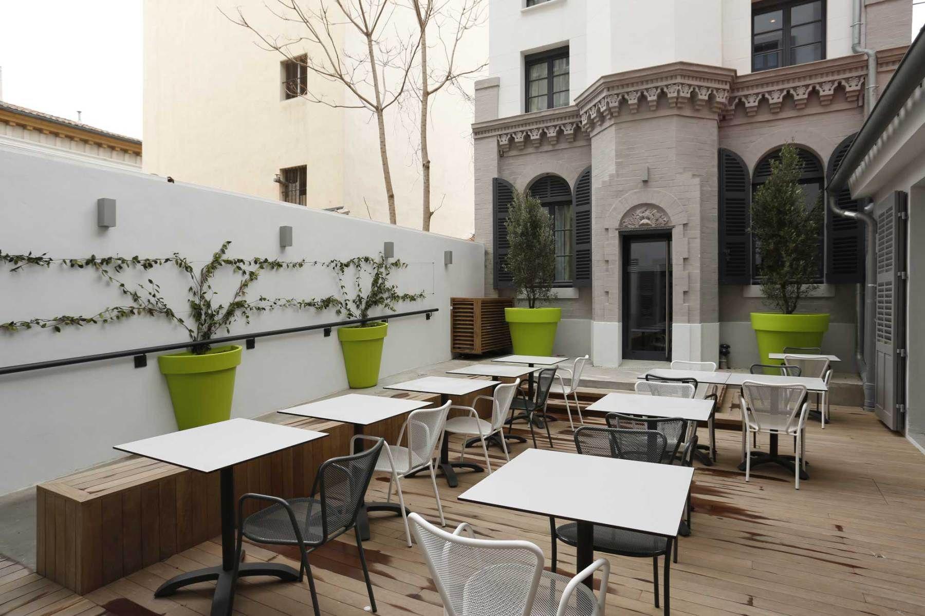 Hotel Alex Marseille Dise O Interior Togu Architecture  # Muebles Riera Sl