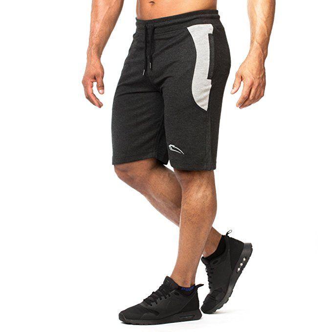 SMILODOX Herren Shorts  Equip    Kurze Hosen für Sport Gym Training    Freizeit   57ee482f93