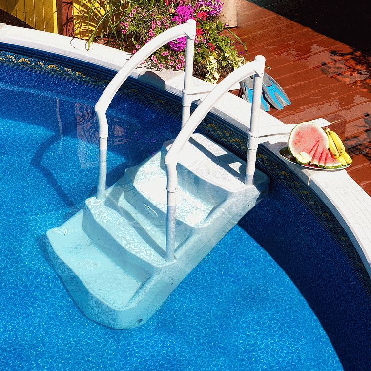 Check Out All The Amazing Above Ground Pool Deck Idea S You Have Today 7ftabovegroundpool Above Ground Pool In Ground Pools Swimming Pool Ladders