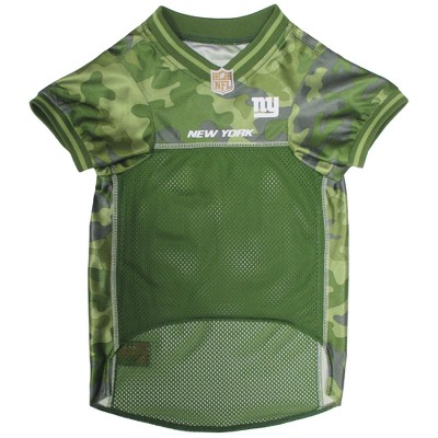 New York Giants Pets First Camo Pet Football Jersey - Camo XS ... 36075440a