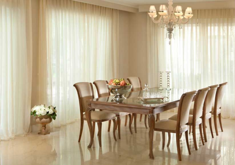 Collection Dining Room Curtain Ideas Pictures Best Home ...