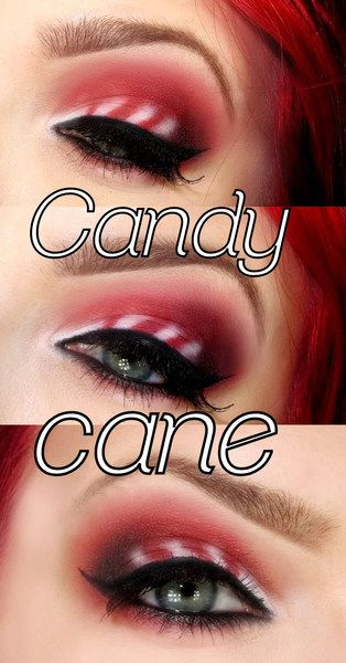 Candy Cane http://www.makeupbee.com/look.php?look_id=73875