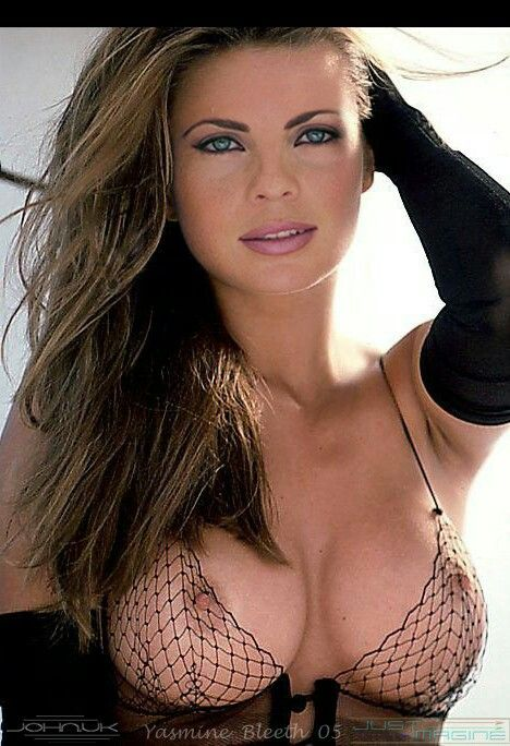 naked images of yasmine bleeth