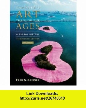 Gardners Art through the Ages A Global History, Volume II (with ArtStudy Printed Access Card and Timeline) (9780495115502) Fred S. Kleiner , ISBN-10: 0495115509  , ISBN-13: 978-0495115502 ,  , tutorials , pdf , ebook , torrent , downloads , rapidshare , filesonic , hotfile , megaupload , fileserve