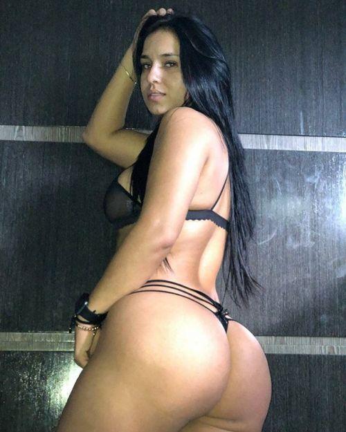 Sexy Booty Latina 45