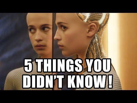 Ex Machina Official Teaser Trailer 1 2015 Oscar Isaac Domhnall Gleeson Movie Hd Youtube Ex Machina Movie Fun Facts Robot Girl