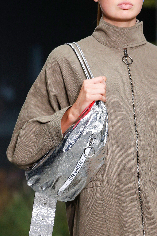 Handcrafted Canvas Messenger Bag Crossbody Bag Mens Satchel Sling Bag  MBL044 - LISABAG  Off-White Spring 2019 Ready-to-Wear Fashion Show  Accessorys ... ee748edca8