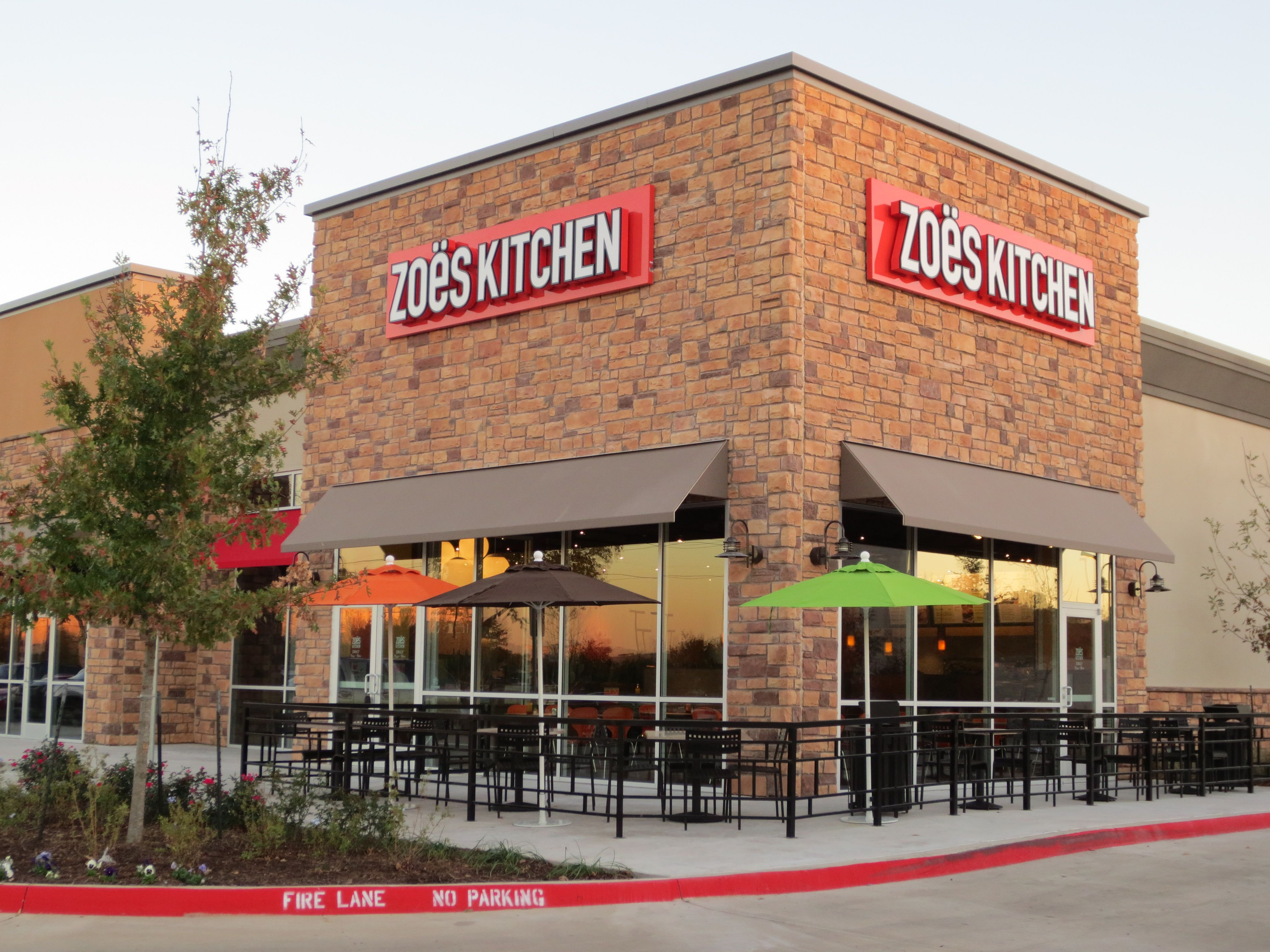 we open our doors in southlake today we cant wait to see you - Zoes Kitchen Locations