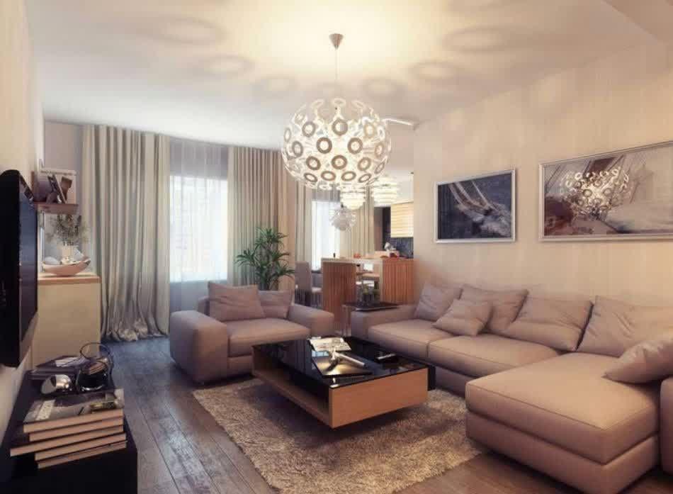 Perabot Ruang Tamu Kecil Dekorasi Minimalis