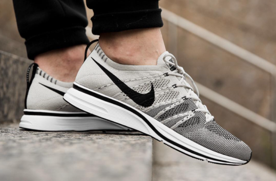 cheap for discount 73d7d eb4e7 The Nike Flyknit Trainer Pale Grey Is Now Available Overseas