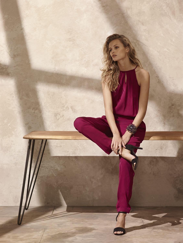 0e8c02d139dd 1.2.3 Paris - Collection Printemps Été 2014 -COMBINAISON SAXO  123paris   lookbook  mode  fashion  printemps  été  spring  summer  framboise   raspberry ...