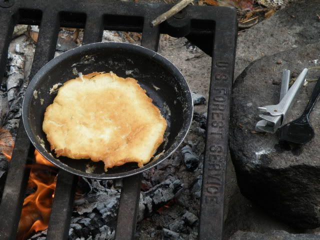 Bannock Recipe