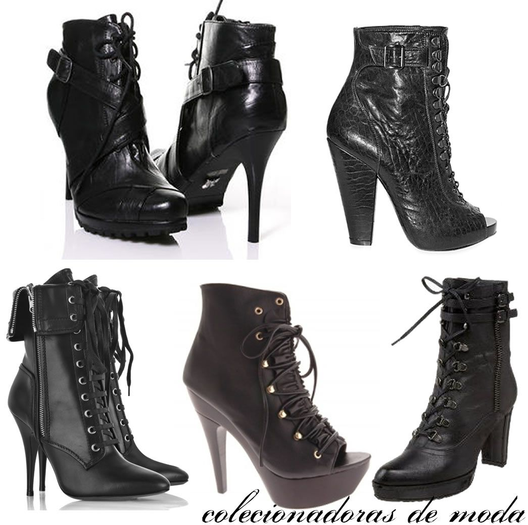 boots | Trendy: Lace up Boots