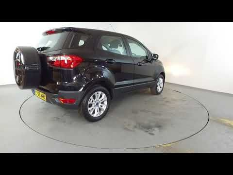 Ford Ecosport   Tdci Zetec Air Conditioning Alloy Wheels Bluetooth Spare Key