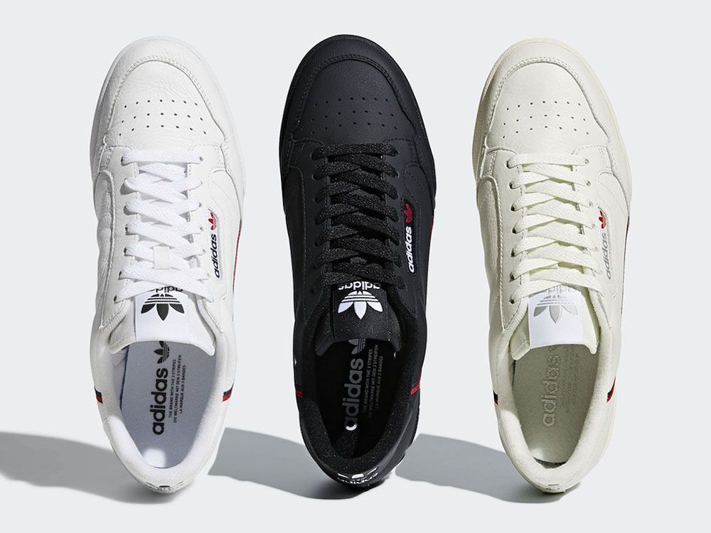online store eb267 d3477 Designerzy adidas Originals ponownie sięgają do bogatego archiwum, gdzie  odnajdują buty Continental z lat