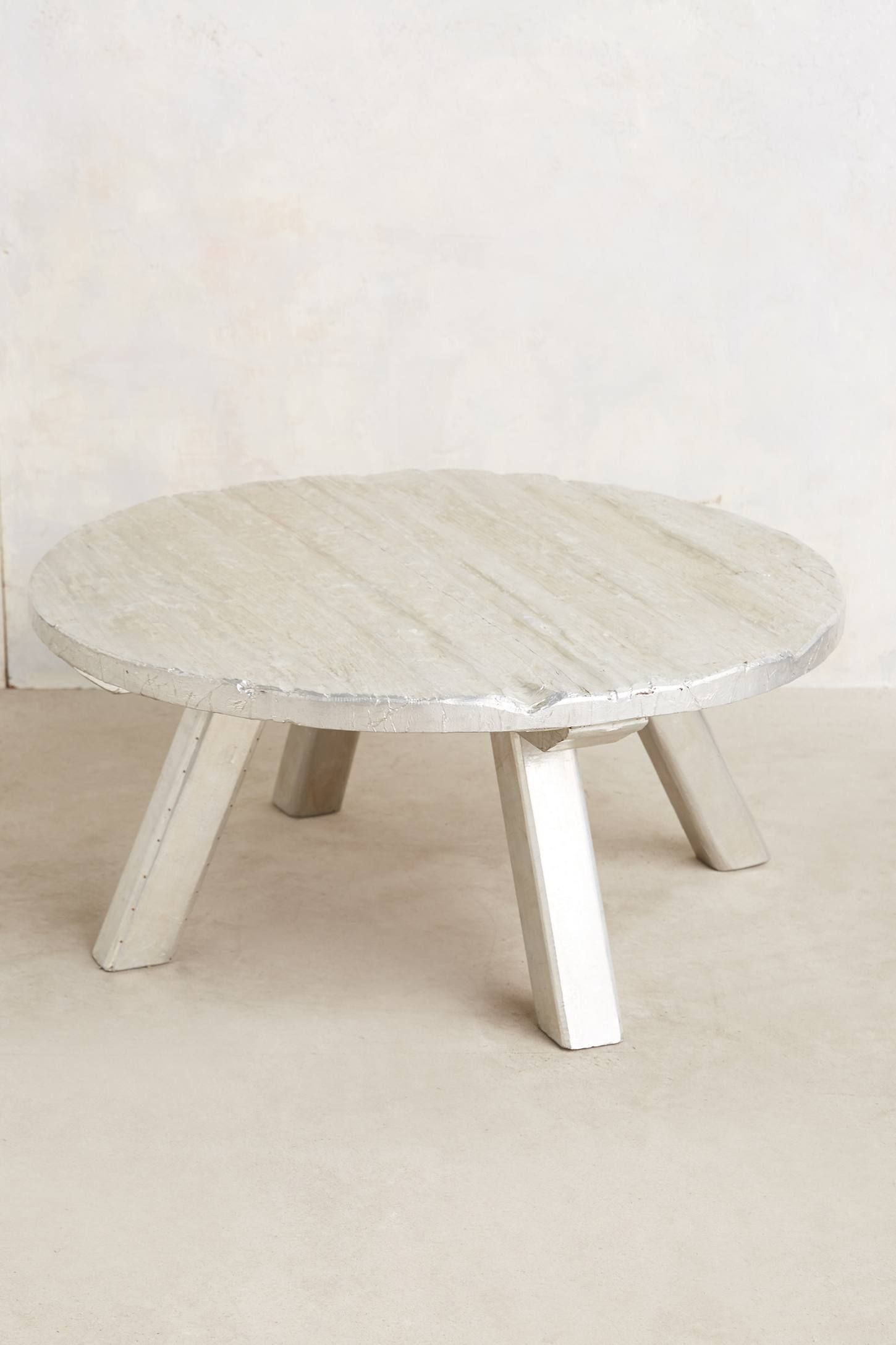 Turnstool Coffee Table Anthropologie