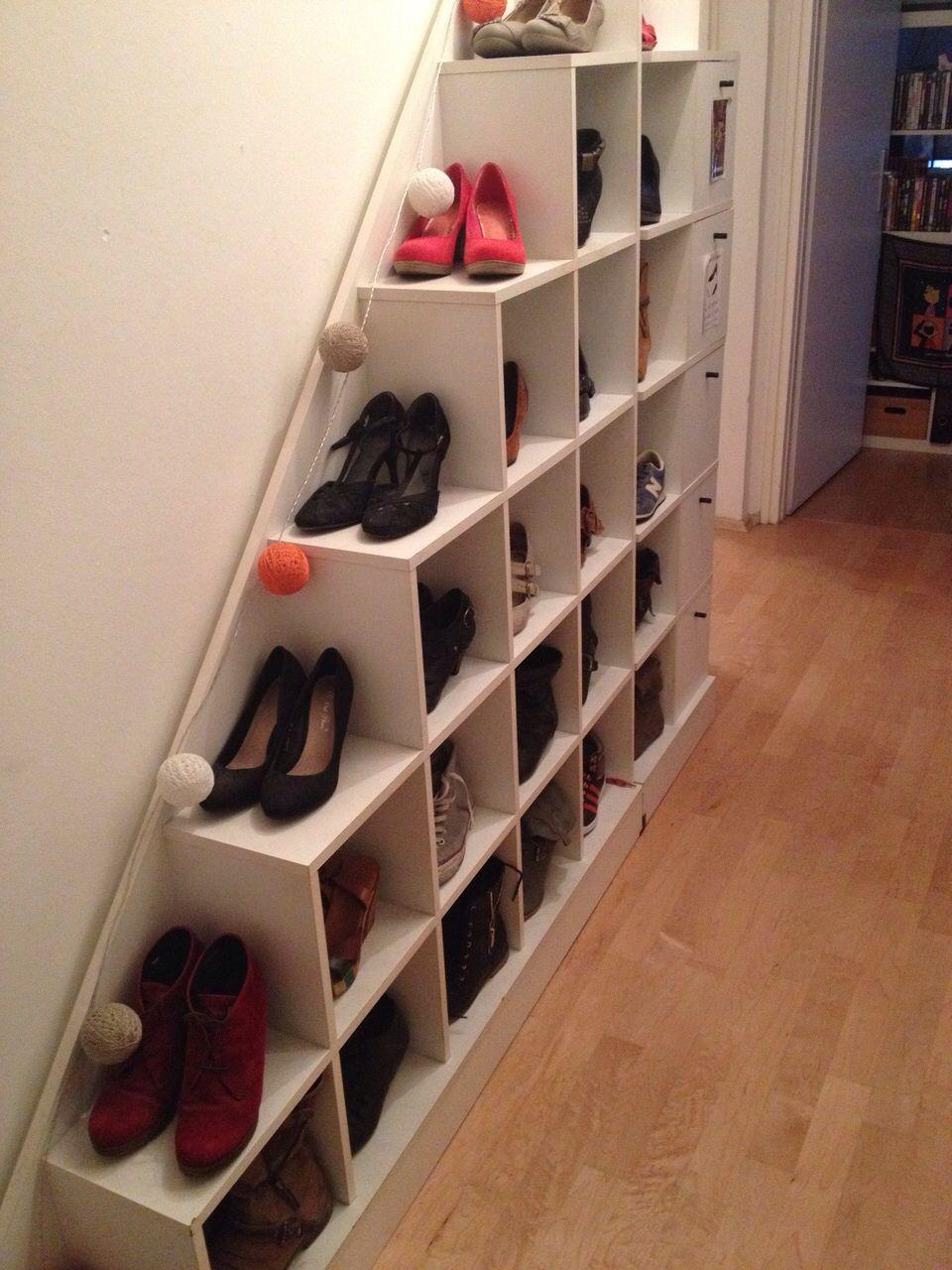 Schuhschrank im Flur | Wohnen | Pinterest | Schuhschränke, Flure und ...