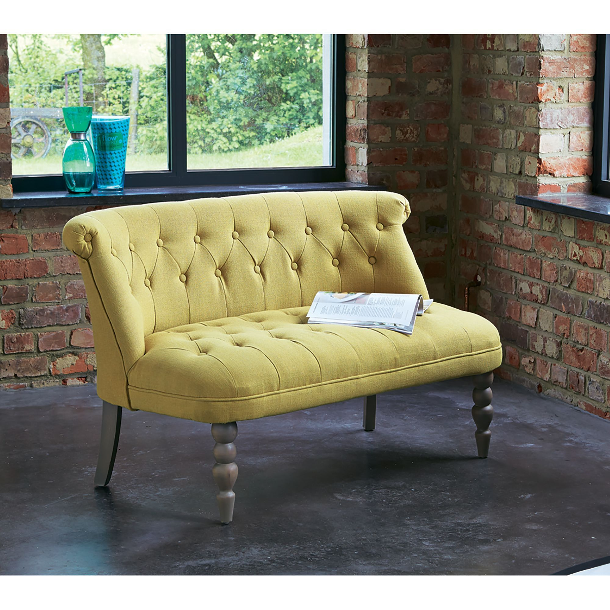 Fauteuil Style Crapaud Collection Chanteloup Httpwwwalineafr - Canape style crapaud