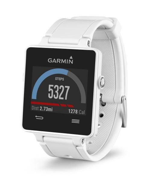 Garmin Vivoactive Tracking app, Smart watch, Track your