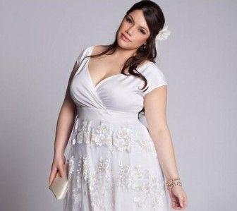 Vestido de noiva para gordinhas: inspire-se!
